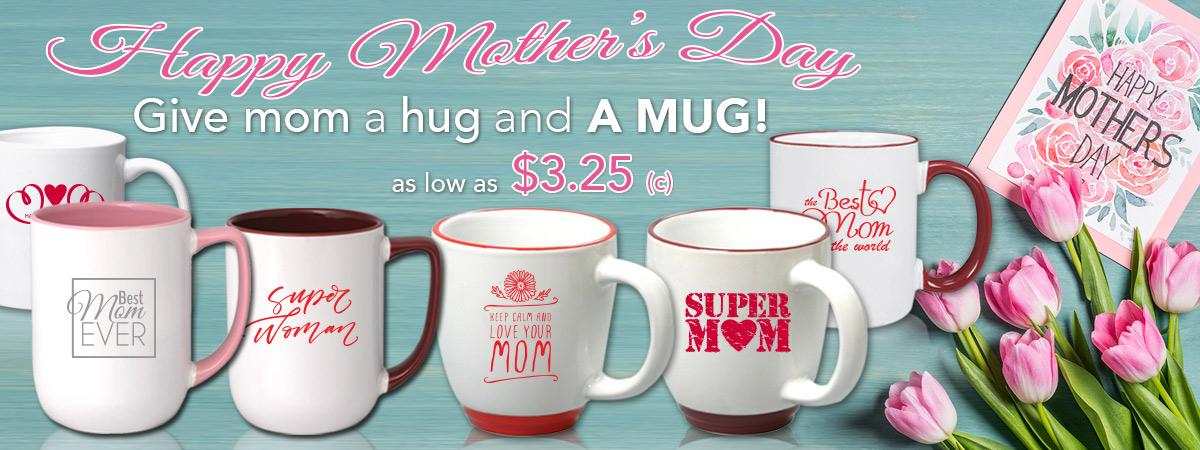 Mothers Day Mugs 2018
