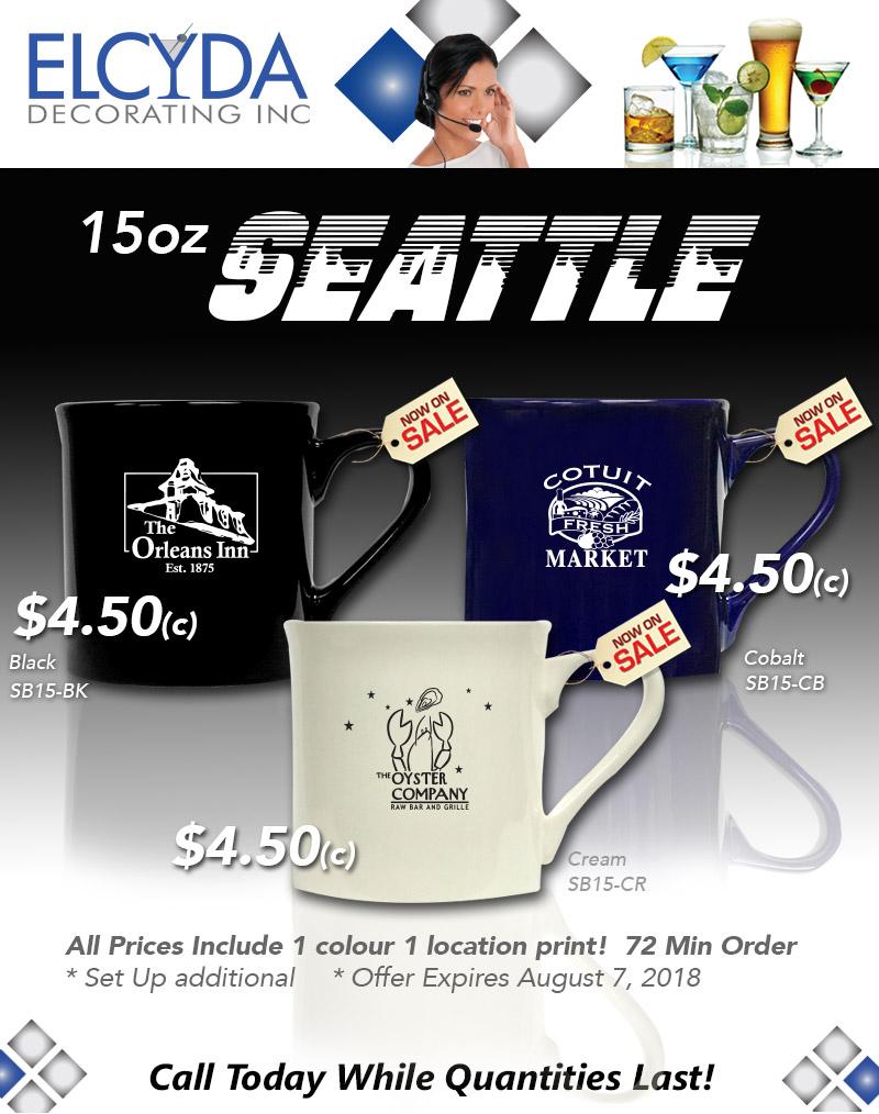 The Seattle Mug!